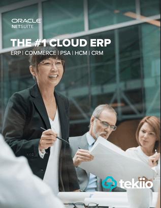 NetSuite ERP Cloud