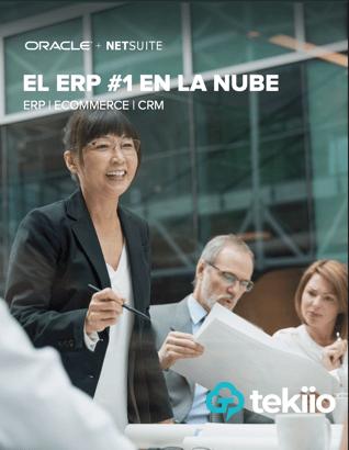 Tekiio NetSuite ERP en la nube